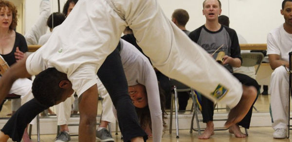Capoeira for Adults