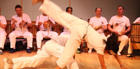 Capoeira Canal Batizado
