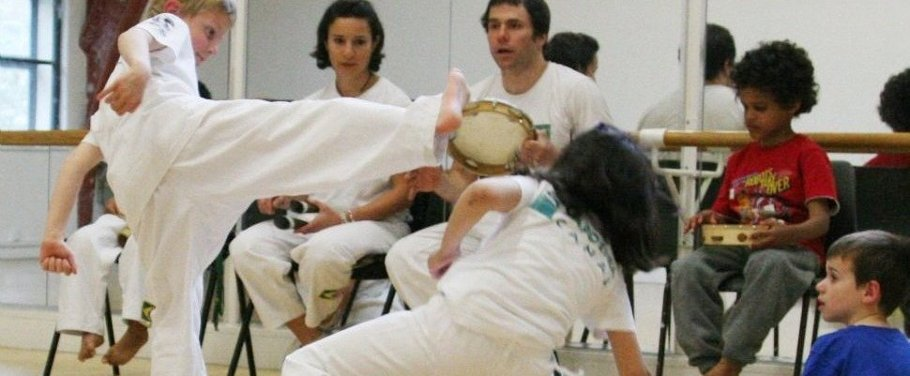 Capoeira for Children