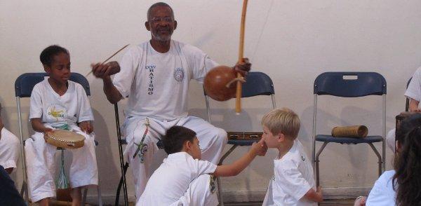 Capoeira Master Workshops
