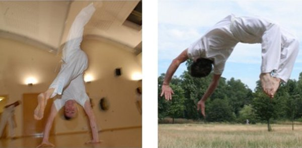 Capoeira one to one